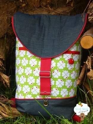 Makerist - Glücks- Hikebag - 1