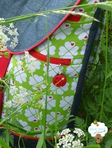 Makerist - Glücks- Hikebag - Nähprojekte - 2