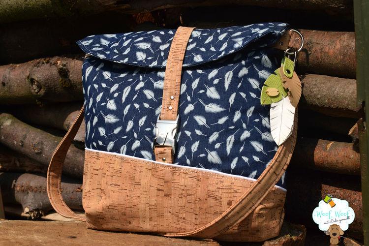 Makerist - Büddle Bag Marei 3/4 von UNIKATY - Nähprojekte - 1
