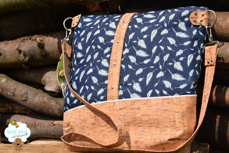 Makerist - Büddle Bag Marei 3/4 von UNIKATY - Nähprojekte - 3