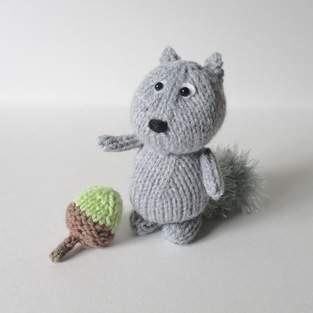 Makerist - Dinky Squirrel - 1