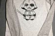 Makerist - Himmlischer Kim mit Darth Vader Plot - 1