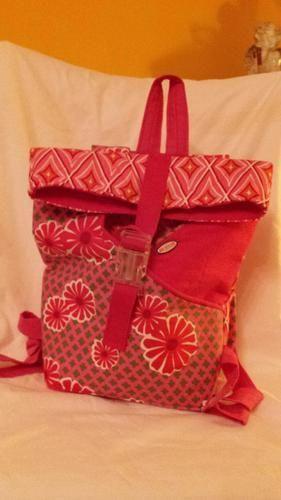 Makerist - Layla's Kindergartentasche - Nähprojekte - 1