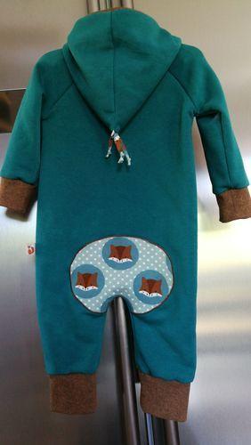 """Makerist - Anzug """"Freddy"""" von makerist aus Sweat - Nähprojekte - 2"""