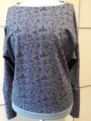 Makerist - Fledermausshirt für mich  - 1