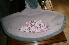 Makerist - cape pour ma petite fille - 1