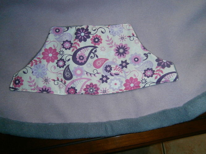 Makerist - cape pour ma petite fille - Créations de couture - 2