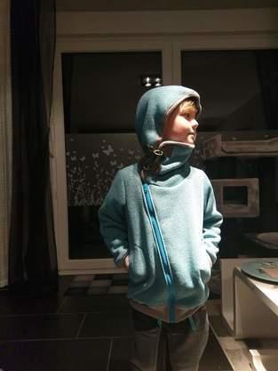 Makerist - Kuschelig Jacke für den Sohnemann - 1