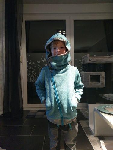 Makerist - Kuschelig Jacke für den Sohnemann - DIY-Projekte - 3