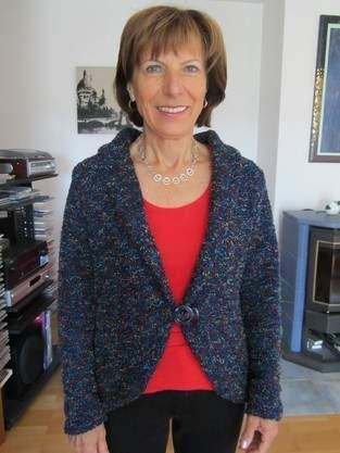 Makerist - Kuschelige Jacke für Roswitha von den Schneiderpuppen Fulda - 1