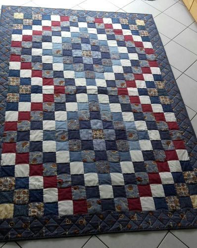 Makerist - 365 Tages Quilt - Patchwork-Projekte - 2