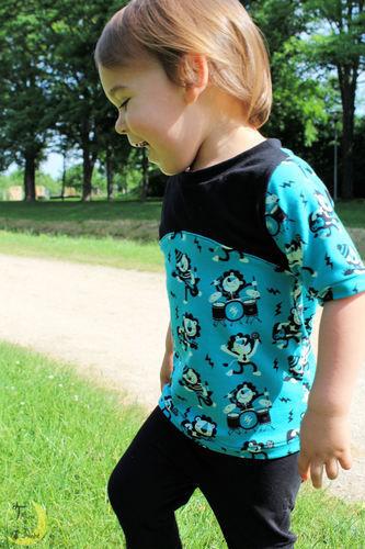 """Makerist - Rocker-Shirt """"Maxima"""" - Nähprojekte - 1"""