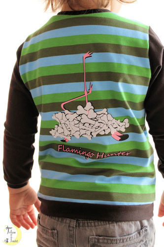 Makerist - Flamingo-Hunter - Textilgestaltung - 1