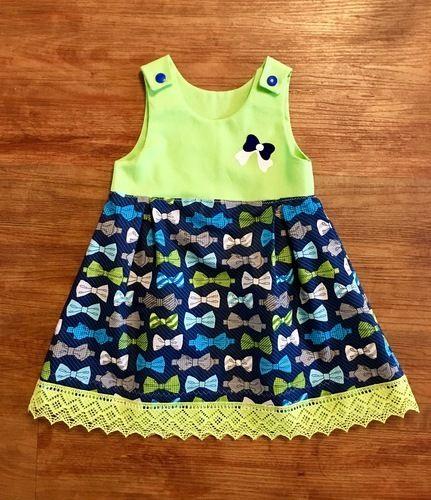 Makerist - Kleid Lina von hefferli...aus babycord..einfach so schön.. - Nähprojekte - 1