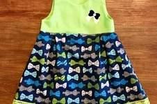 Makerist - Kleid Lina von hefferli...aus babycord..einfach so schön.. - 1