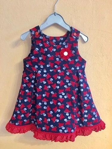 Makerist - Kleid Lina von hefferli...aus babycord..einfach so schön.. - Nähprojekte - 2