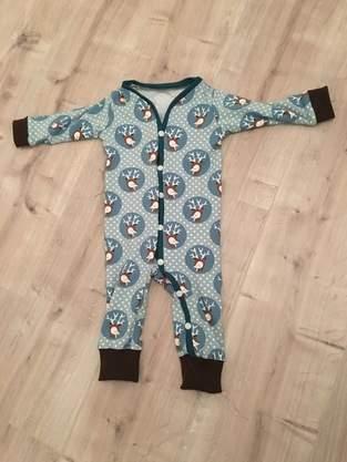 Makerist - 'Baby-Jumpsuit' Einteiler/Schnittmuster und Nähanleizung I Kid5 - 1