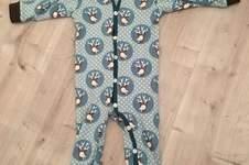 Makerist - 'Baby-Jumpsuit' Einteiler/Schnittmuster und Nähanleitung I Kid5 - 1