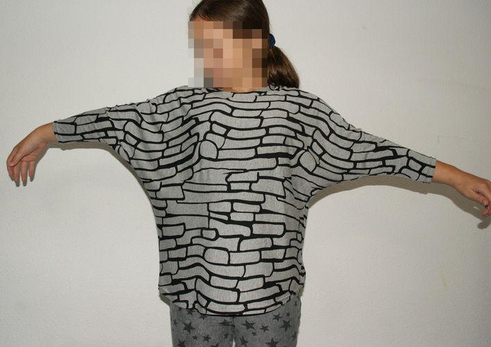 Makerist - BAT.shirt4Teens von Leni PePunkt - Nähprojekte - 3