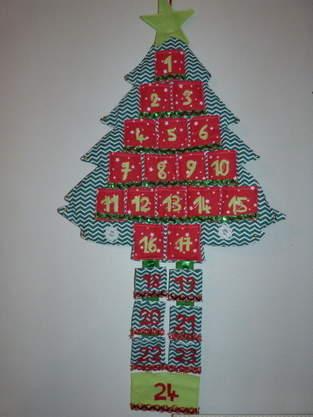 Makerist - calendrier de l'avent - 1