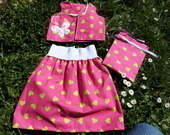 Makerist - ensemble fille ( 2 ans) - 1