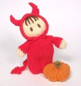 Makerist - Little Devil bitsy Baby - 1