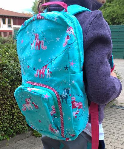 Makerist - Ein neuer Rucksack für das Schulkind  - Nähprojekte - 1