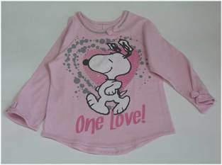 Makerist - Snoopy-Shirt Upcycling - 1