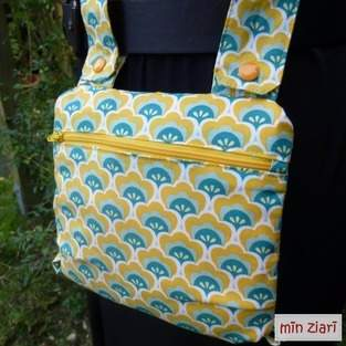Makerist - Retro Tasche - Multimade Bag - 1