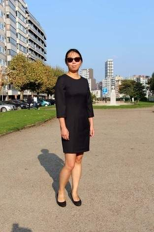 Makerist - Une robe fourreau intemporelle - 1