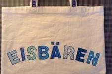 """Makerist - Aufbewahrungstasche für Tischspielzelt """" Eisbären"""" - 1"""