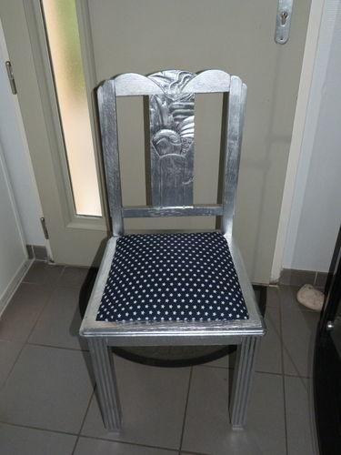 Makerist - Une chaise recyclée - Autres créations - 1