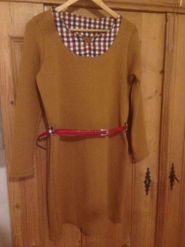 Makerist - Kleid / Valerie als Minikleid für Herbst und Winter! - Nähprojekte - 1
