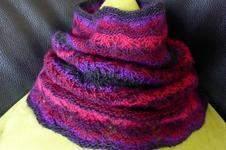 """Makerist - luftiger Lace-Schal """"Cathrin"""" von Rita Maassen - 1"""