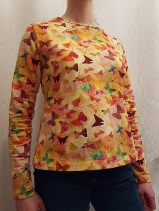 Makerist - Herbstpulli Coco - 1