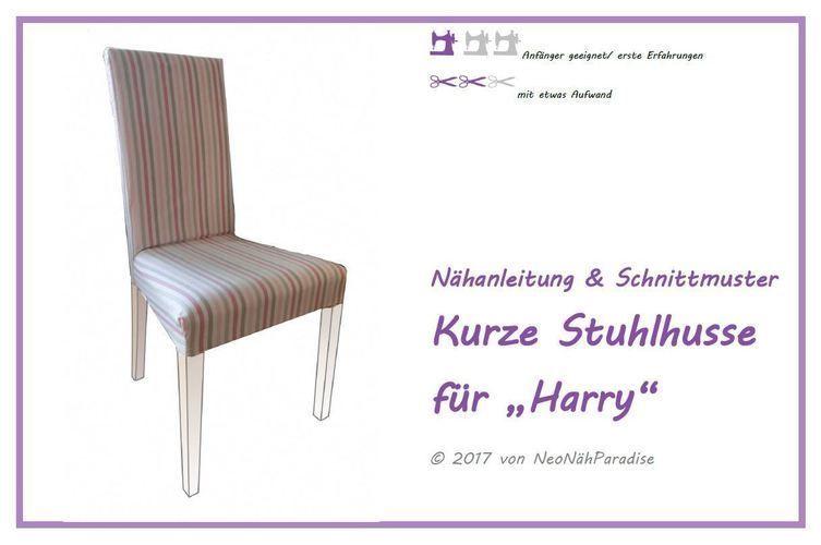 Makerist - Schnittmuster & Anleitung für IKEA Stuhl HARRY - Nähprojekte - 1