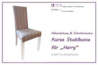 Makerist - Schnittmuster & Anleitung für IKEA Stuhl HARRY - 1