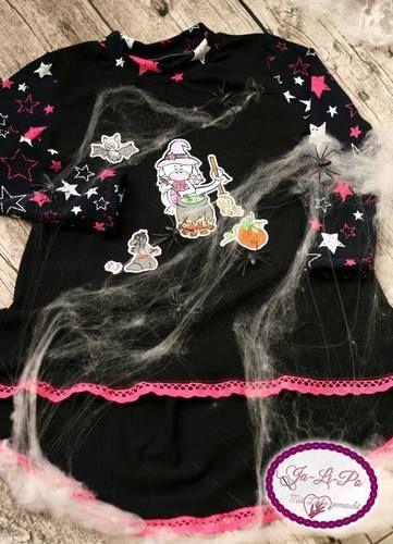 Makerist - Halloween für die Kleinen <3 - Nähprojekte - 1