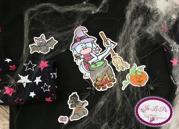 Makerist - Halloween für die Kleinen <3 - Nähprojekte - 2