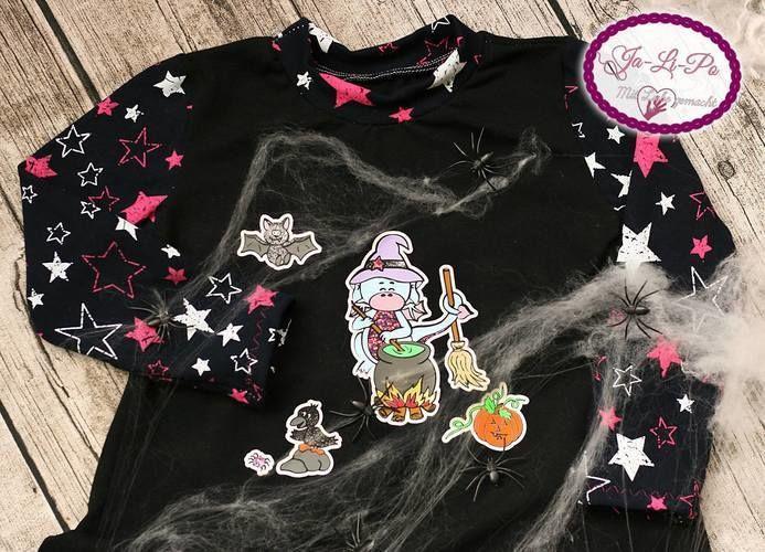 Makerist - Halloween für die Kleinen <3 - Nähprojekte - 3
