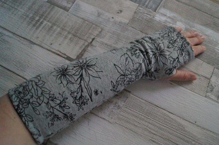 Makerist - Armstulpen Fada  - Nähprojekte - 1