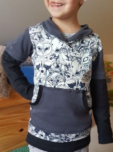 Makerist - Layerlook Shirt  - Nähprojekte - 1