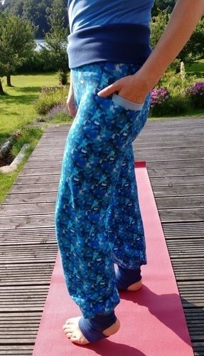 Makerist - Yogahose aus Yoga.HOSE von Leni Pepunkt - Nähprojekte - 1