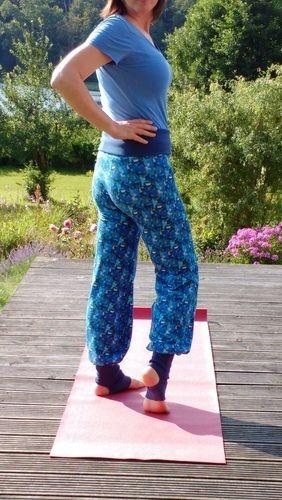 Makerist - Yogahose aus Yoga.HOSE von Leni Pepunkt - Nähprojekte - 3
