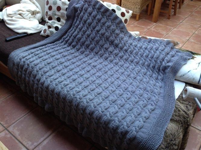 Makerist - Für kalte Tage , am besten vorm Kaminofen  - Strickprojekte - 3