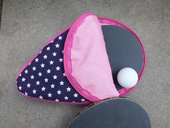 Makerist - Tischtennis Schlägerhülle - Nähprojekte - 1
