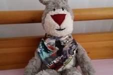 Makerist - Randy Rabbit - Eine deutsch-amerikanische Freundschaft - 1