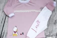 Makerist - ein Geschenkset zur Geburt  - 1