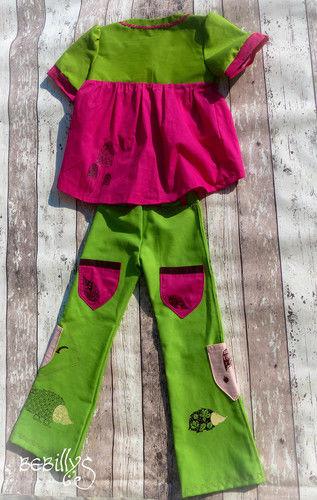 Makerist - Igel im Herbst - Textilgestaltung - 3
