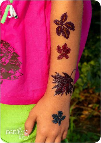 Makerist - Tattoo - Textilgestaltung - 2